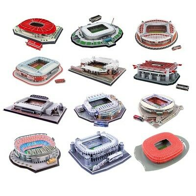 3D Stadium Model Football Club Jigsaw Puzzle - Gift For Football Fans Man Liverp • 16.99£