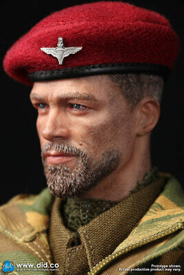 Dragon In Dreams Did 1/6 Scale Ww Ii British Charlie Bearded Face K80135a • 129.99£
