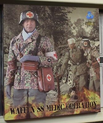DRAGON IN DREAMS DID 3-R 1/6th SCALE WW II GERMAN MEDIC PETER  • 129.99£