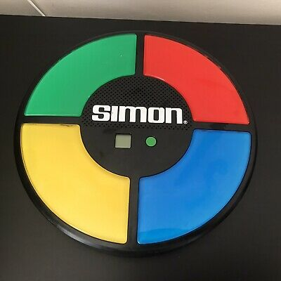 HASBRO SIMON Classic Electronic Memory Game 2013 Model # 1897 TESTED WORKS • 14.99£