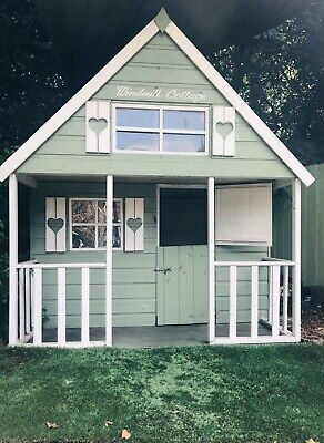 Wooden Playhouse • 200£