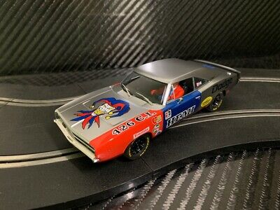 Pioneer Slot Car Unboxed Dodge Charger 'the Joker' - Compatible Scalextric Dpr • 29£
