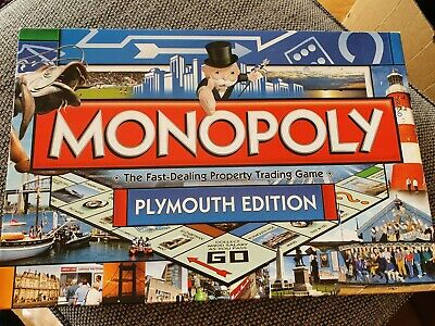 Monopoly Plymouth • 0.99£