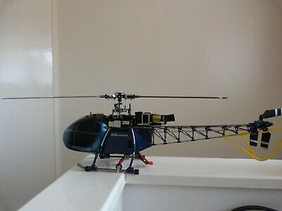 Walkera 4F200LM Hardly Used In Very Good Condition  Helicopter 2 NEW BATTERIES  • 68£