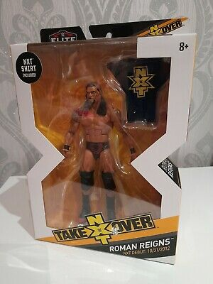 WWE Mattel Elite Nxt Roman Reigns • 10£