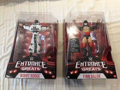 WWE Entrance Greats Elite Mattel Bobby Roode And Finn Balor Figure Boxed • 25£