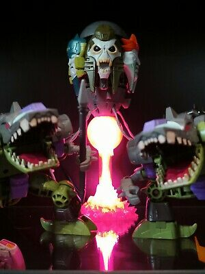 Transformers Earthrise Quintesson LED Stand • 22£
