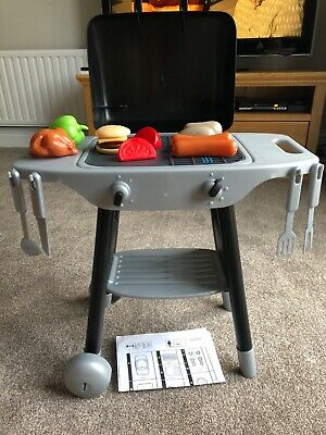 Smoby Toy Roleplay Barbecue And Grill Play Set • 9£