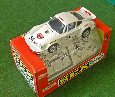 Scalextric PORSCHE 911 RS - Repainted White • 18£