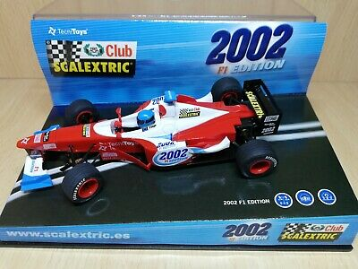 Scalextric F1 Scalextric Club Edition 2002 • 35£