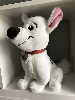 Disney Store Bolt Rare Soft Toy Plush Great Condition  • 35£