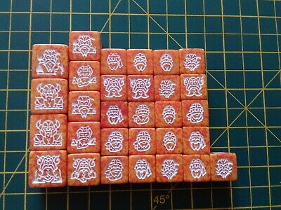 Dragon Dice -TSR-1995 Dwarf Units • 4.99£