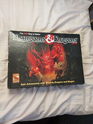 Dungeons And Dragons Board Game • 0.99£