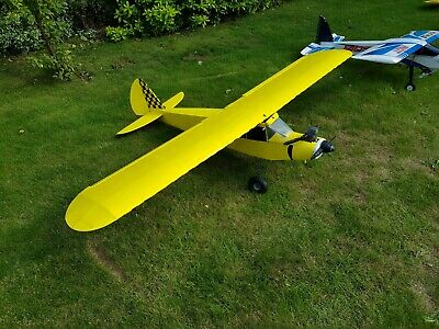 Large Scale RC Aeroplane, RC Plane, OS Four Stroke 40 Nitro Engine, RC Trainer,  • 120£