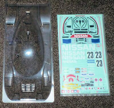 Tamiya Nissan R91CP Group C Body Only With Decals • 140£