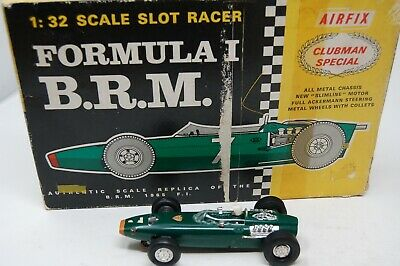 Vintage Airfix Mrrc Clubman Special F1 Brm 1965....boxed....not Scalextric • 29.99£