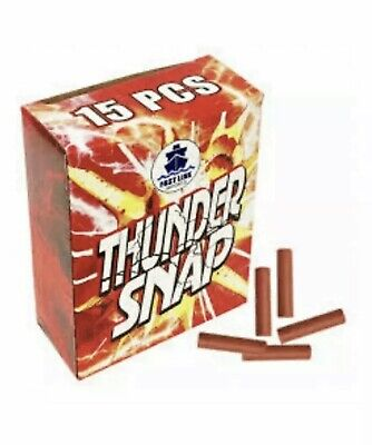 Thunder Snaps, 15 Pcs In One Pack. • 4.75£