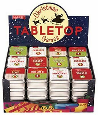 Lagoon - Christmas Themed Table Top Games For Kids - Christmas Guess A Sketch • 5.50£