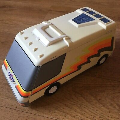 Micro Machine Super Van City Playset 1991 • 28£