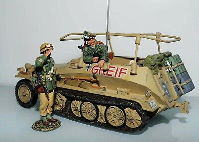 King And Country German Africa Korps Tank • 250£