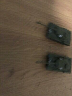 Two T34 Russian Tanks1/72ww2 Die Cast • 10£