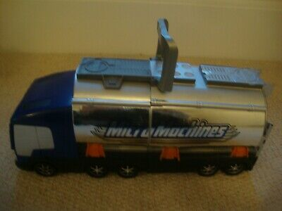 Micro Machines Super Stunt Cascades City Tanker Truck Playset - Boxed • 20£