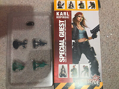 Zombicide Special Guest Karl Kopinski (2014) CoolMiniOrNot Zombie • 15£