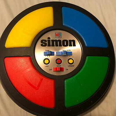 Milton Bradley MB Simon Game - Original 1978 Version - Working  • 25.99£