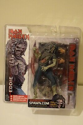 McFarlane Toy Iron Maiden  Eddie  Figure Sealed • 39.99£