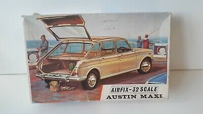 Airfix Very Rare And Heard To Fined Unused. 32 Scale Austin Maxi 1971 • 149£