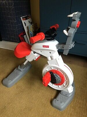 Fisher Price Interactive Smart Cycle Bike Toy • 21£