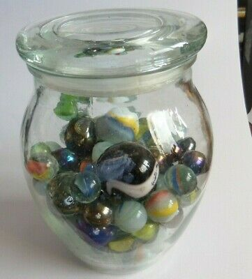 Glass Marbles • 6.99£