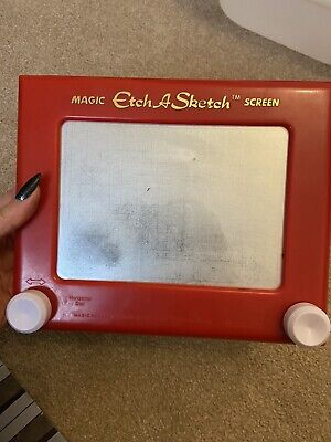 Vintage Magic Etch A Sketch - Working Order • 3.50£