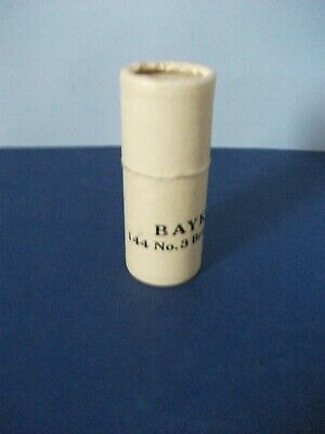 BAYKO SPARE PARTS :-    No. 3 BRICK RODS.   QTY 144.. COMPLETE WITH BOX • 11£