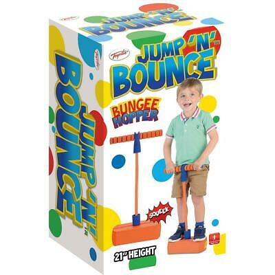Toyrific Jump N Bounce Bungee Hopper Bouncer Toy Pogo Stick Outdoor Game Outdoor • 13.79£