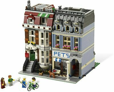 LEGO 10218, Creator Modular Building - Pet Shop - New And Unopened, Excellent • 234.99£