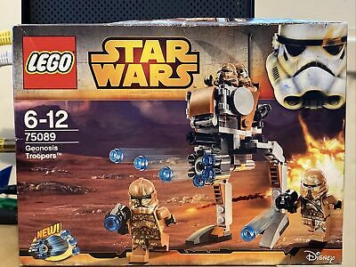 Lego Geonosis Troopers 75089  Star Wars Legends - New And Unopened • 30£