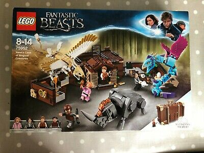 LEGO 75952 Fantastic Beasts Newt´s Case Of Magical Creatures Harry Potter SEALED • 50£
