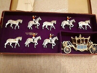 Britain's Historical Series Her Majesty's State Coach 9401 • 15£