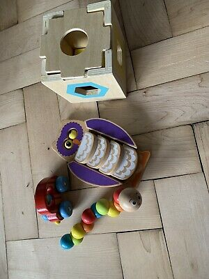 Wooden Toy Bundle • 5£