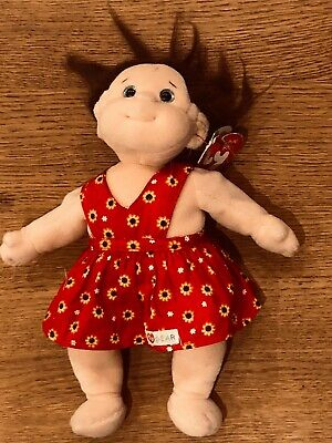 Ty Beanie Doll Cookie Genuine With Original Label Good Condition • 7.99£
