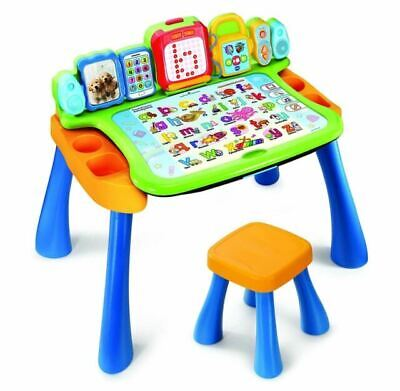VTech 4-1 Activity Desk Multi-colour, Touch And Learn Brand New Christmas Gift • 49£