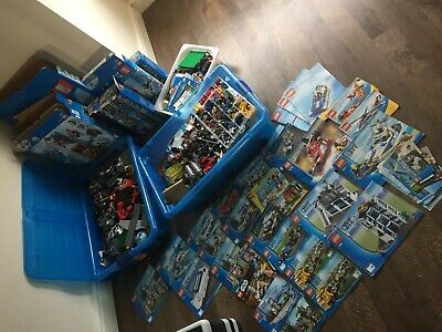 Massive Lego Bundle - Variety Of Different Sets With Instruction Books & Boxes • 150£