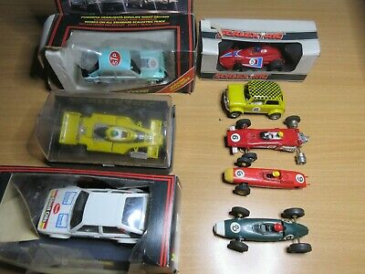 Bundle Scalextric Vintage Cars For Spares Or Repairs • 12.90£
