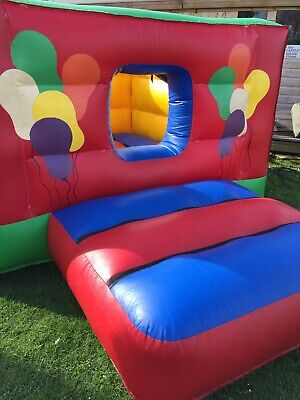 Commercial Grade Box Castle/ball Pool With In Date Test Certificate • 299£