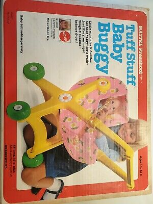 Tuff Stuff Baby Buggy New And Boxed From 1979 • 4.49£