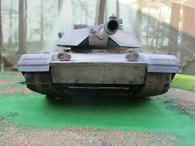 Abrahams Tank Us Golf War Well Painted And Weathered Good Detailing • 85£