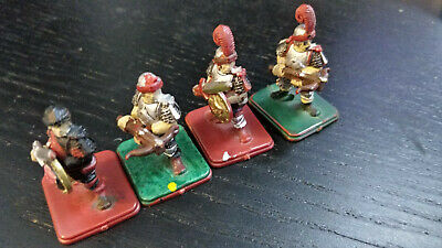 Heroquest Wizards Of Morcar Dark Company Henchmen Men At Arms - MB Games Retro • 8.99£