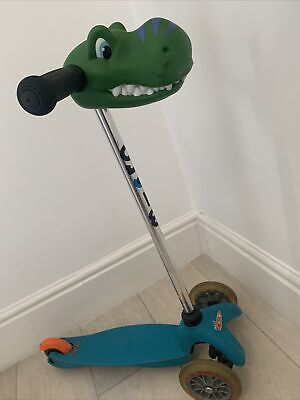 Mini Micro Scooter 3 In 1 With Timmy T-rex • 30£