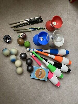 Juggling Equipment • 50£
